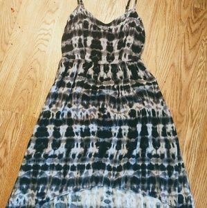 Hi Lo Midi Dress